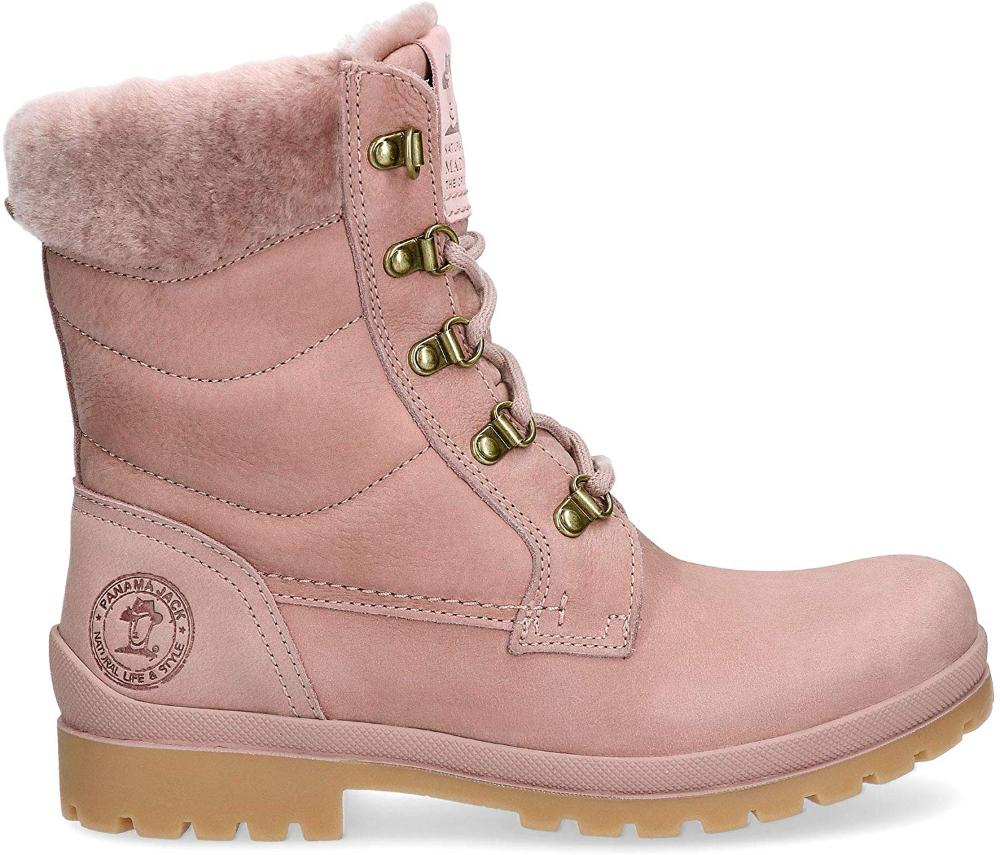 costilla hacer clic Sospechar  Botas de Mujer PANAMA JACK Tuscani B22 Nobuck Rosa/Pink: Amazon.es: Zapatos  y complementos en 2020 | Zapatos, Botas de combate, Botas timberland