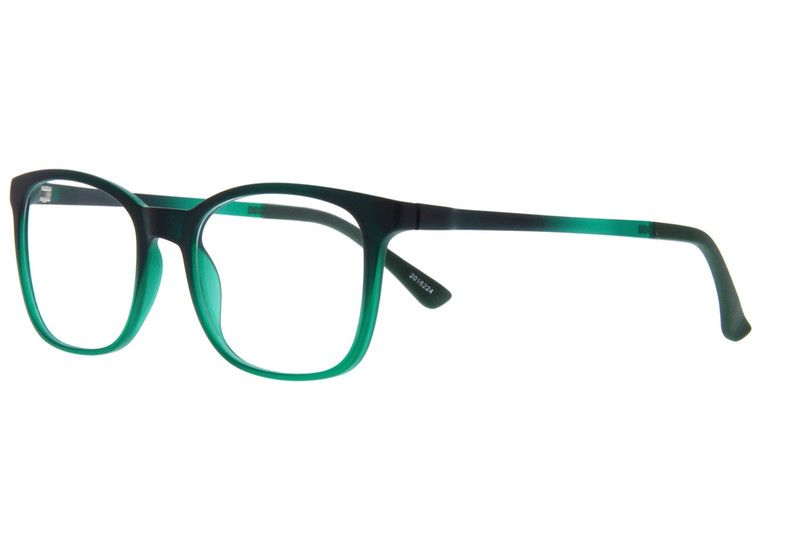 691dc00b7bcf Green Square Glasses #2016224 | Zenni Optical Eyeglasses in 2019 ...