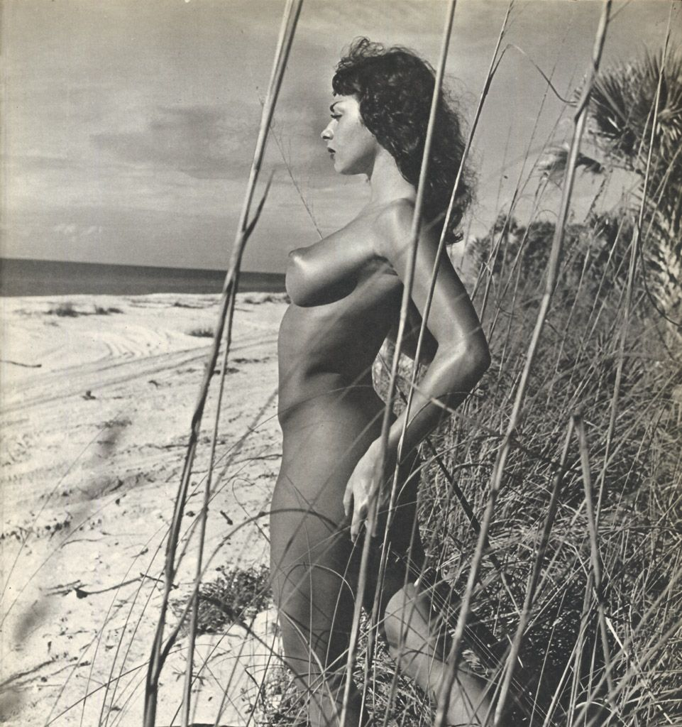 Photo by André de Dienes