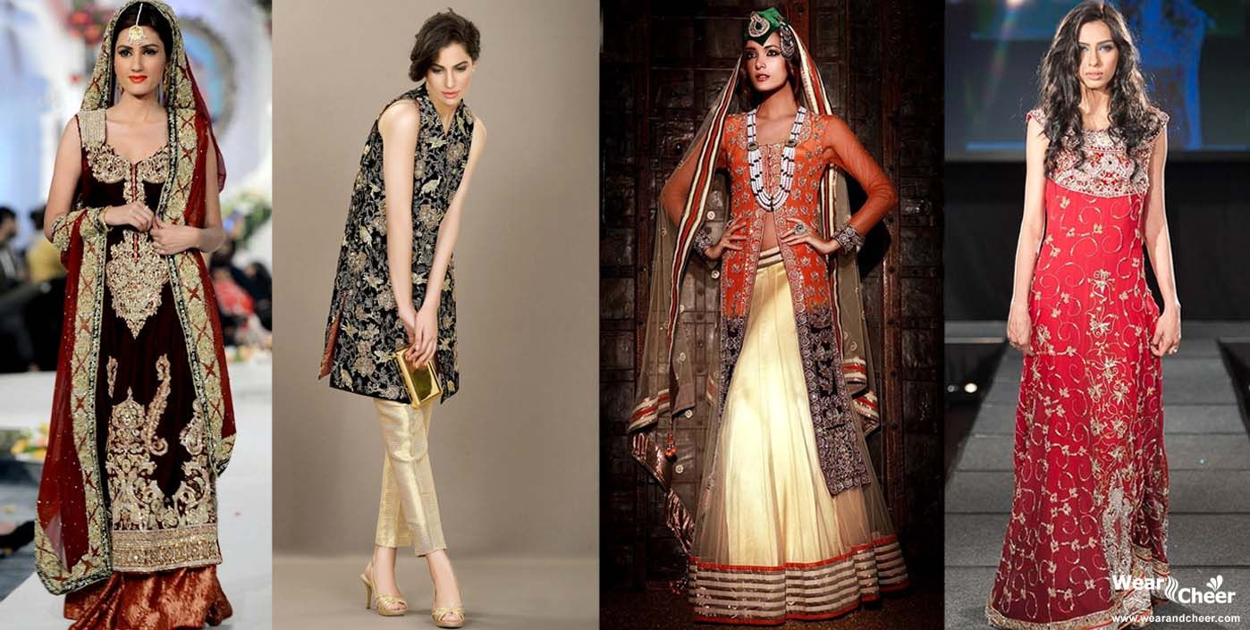 Top 10 Most Popular Pakistani Fashion Designers And Brands Wac Fashion Pakistani Fashion Fashion Design