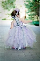 Bella Bean flowergirl dresses @ bellabeanweddings.com