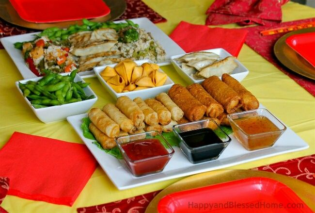 Pin by queenie on fooddessertdrink stations pinterest chinese new year food ideas chinese happy new year food items forumfinder Choice Image