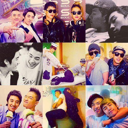 Seungri & Taeyang