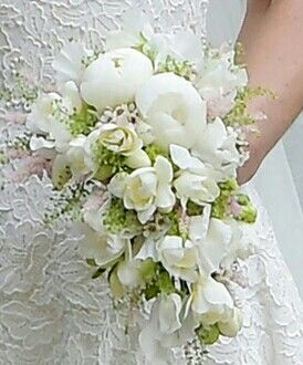 Different Look At Pippa S Bridal Bouquet Pippas Wedding Pippa