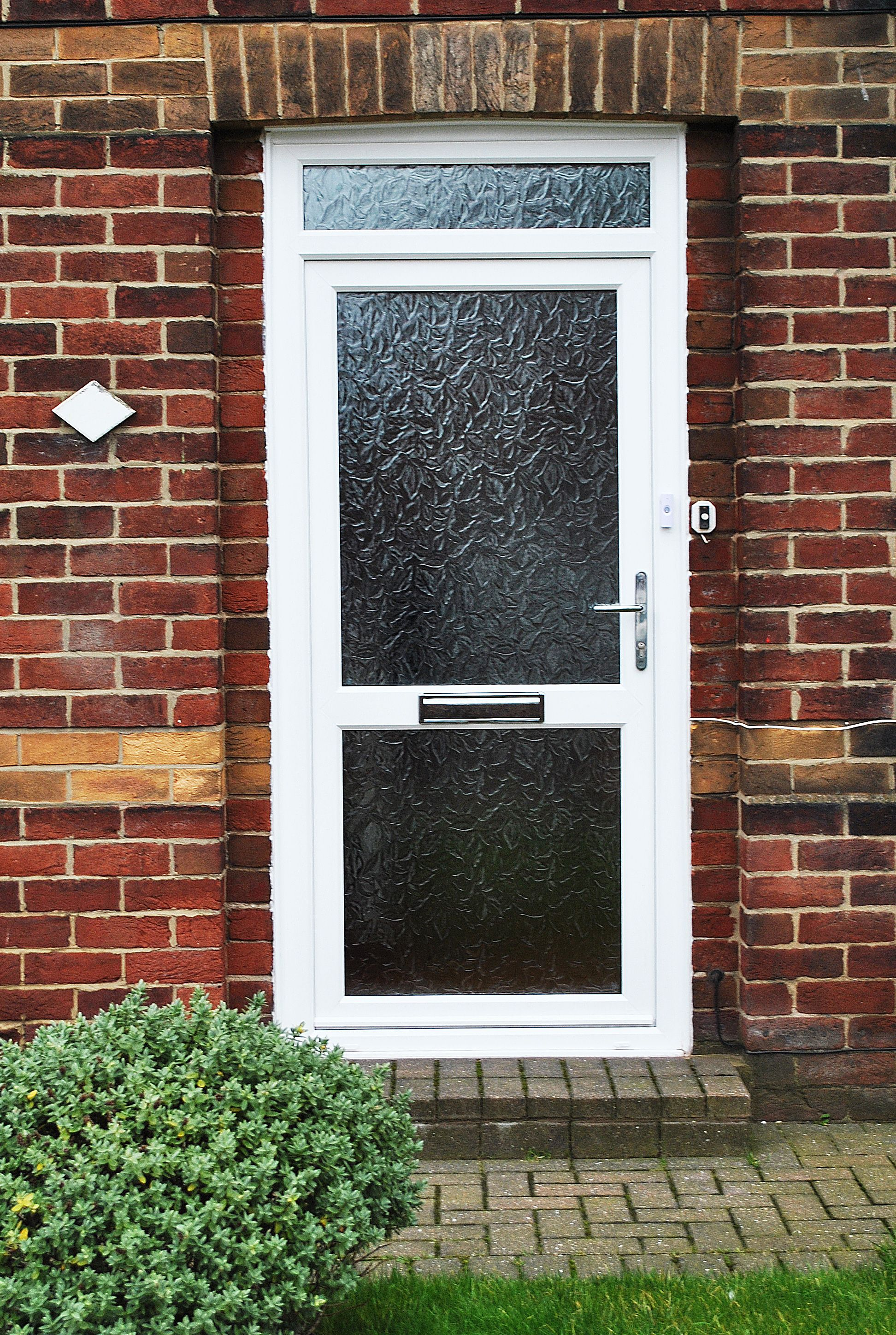 Simple and Clean; A Full House of UPVC Windows and Doors. The Windows are Simple Bay Windows with Top And Side opening Sashes with high quality Rehau UPVC ... & Simple and Clean; A Full House of UPVC Windows and Doors. The ... pezcame.com