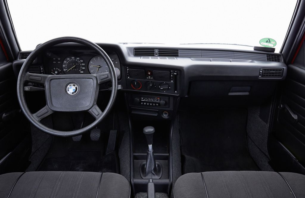 Dashboard BMW 316 (E21) I had 1978 | The cars motorbikes and bikes I ...