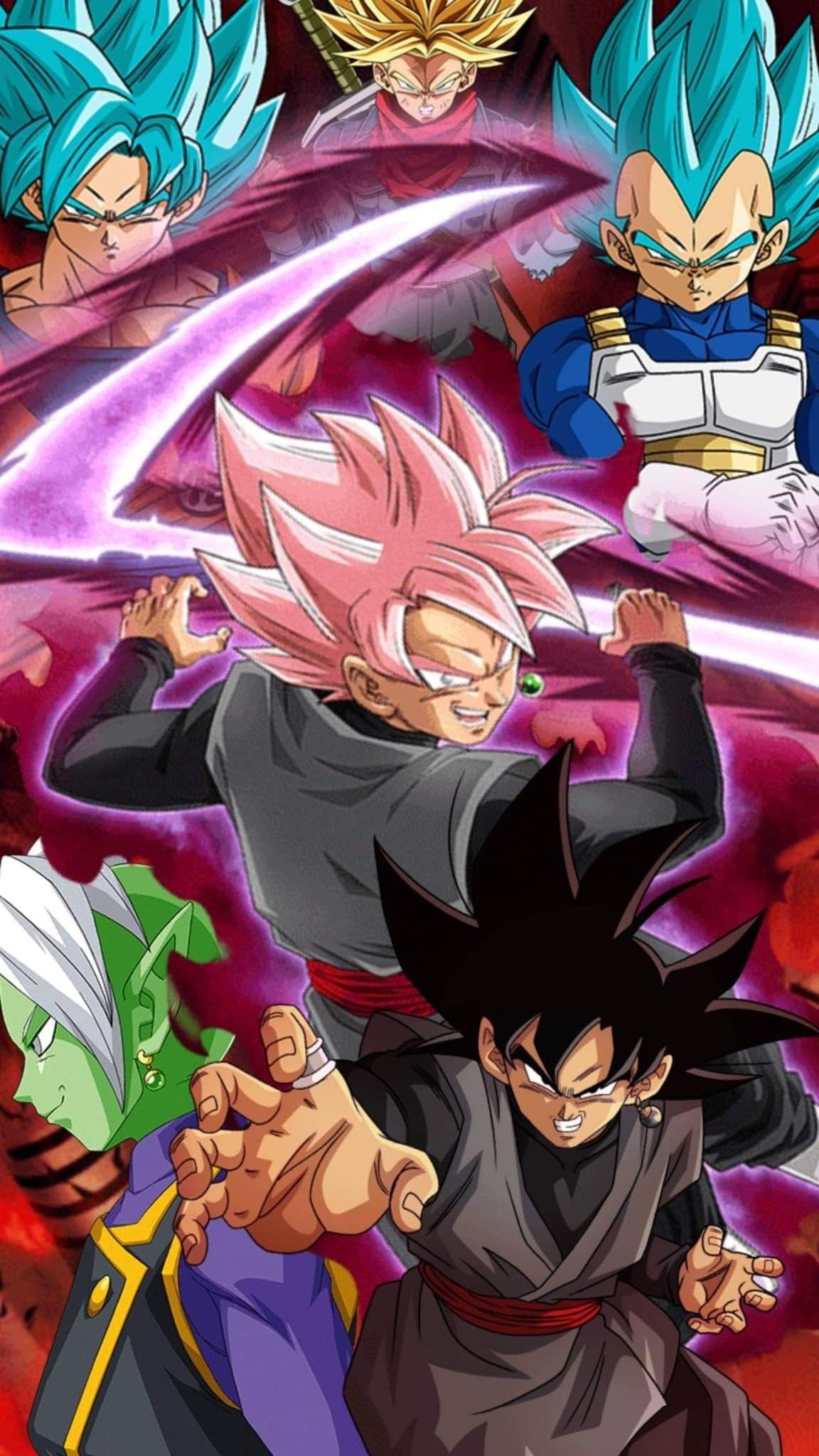 Pin De Igor Avellar Vasconcelos Em Dragon Ball Z Super Gt Anime