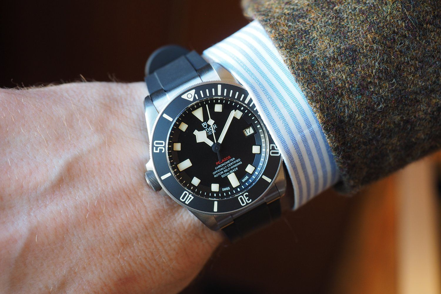 Tudor Pelagos Watch Review | Watch and Bullion