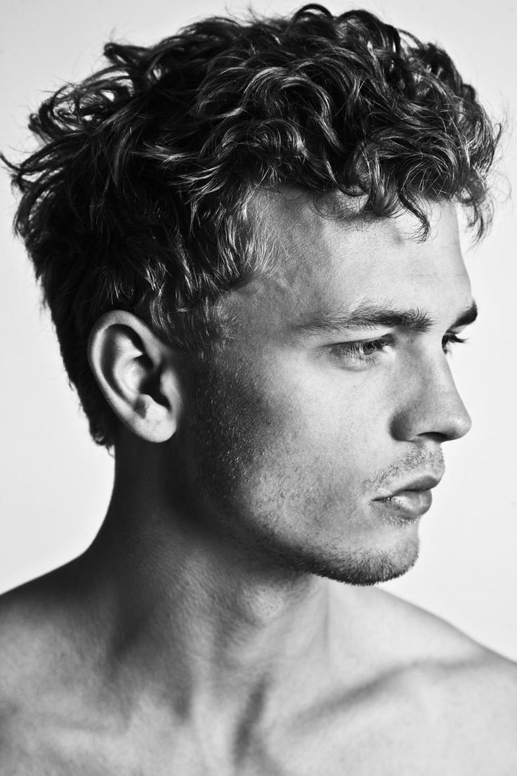Stylish haircuts for men with thick hair  hairstyles for thick hair menus  hair cuts haircuts and curly