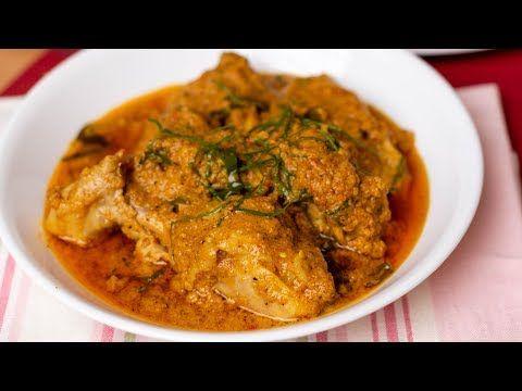 Rendang Ayam Hari Raya Special Resepi Pasti Sedap Youtube