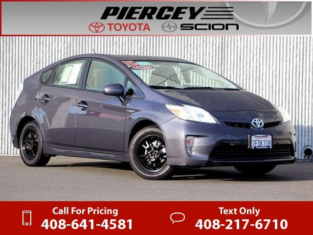 2015 Toyota Prius Two Hatchback 4d 23k Miles Call For Price 23497