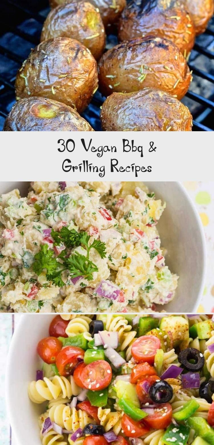 30 vegan BBQ and grilling recipes that will impress veggies and meateaters alike As a vegan you definitely dont have to miss out on the BBQ season Find more vegan recipes...