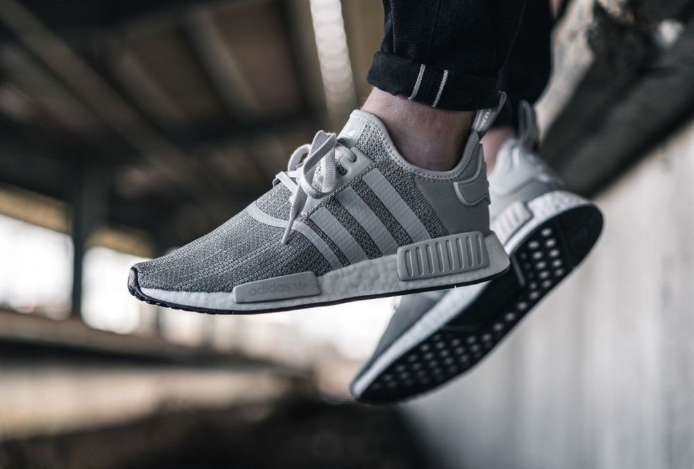 newest 4583c 58106 adidas NMD R1   Sesame Chalk Pearl Future White   Mens Trainers  B76079    adidas  RunningShoes