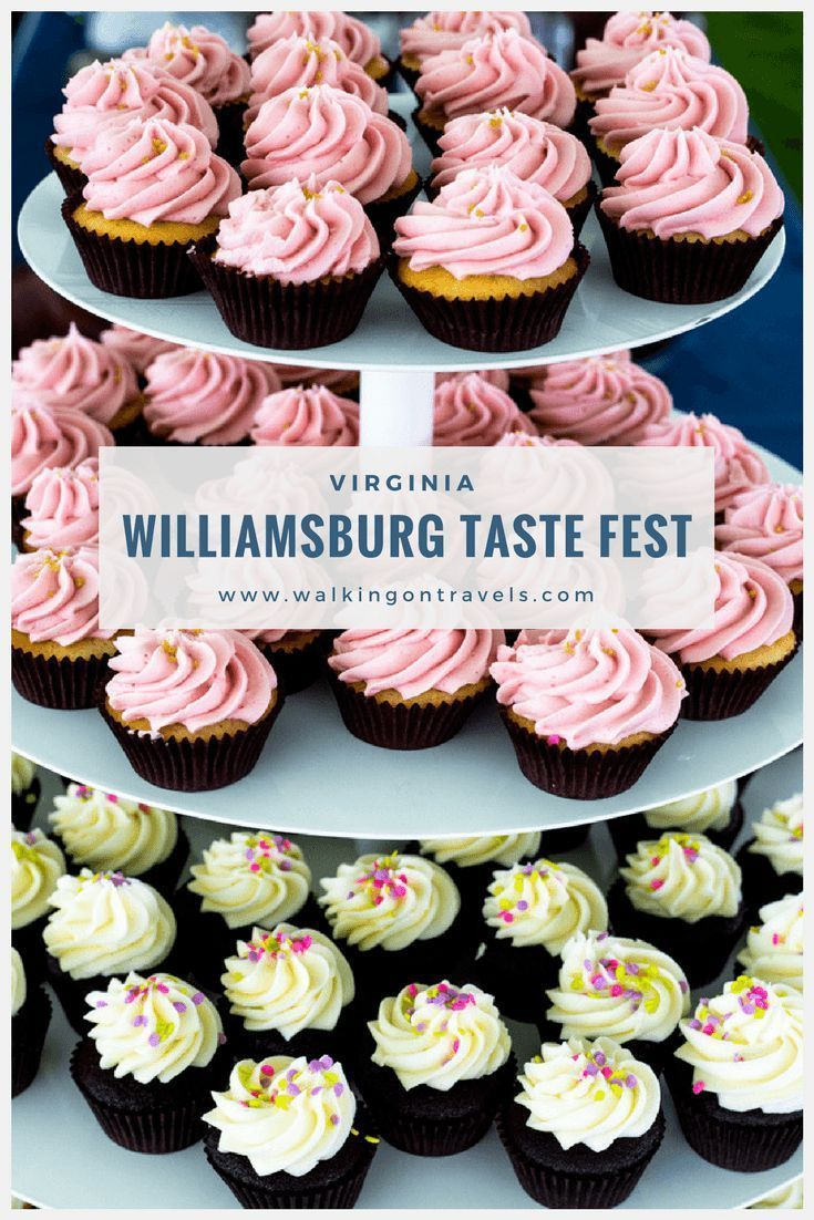 Experience the Local Food Scene at Williamsburg Taste Festival   - Foodie Fun -