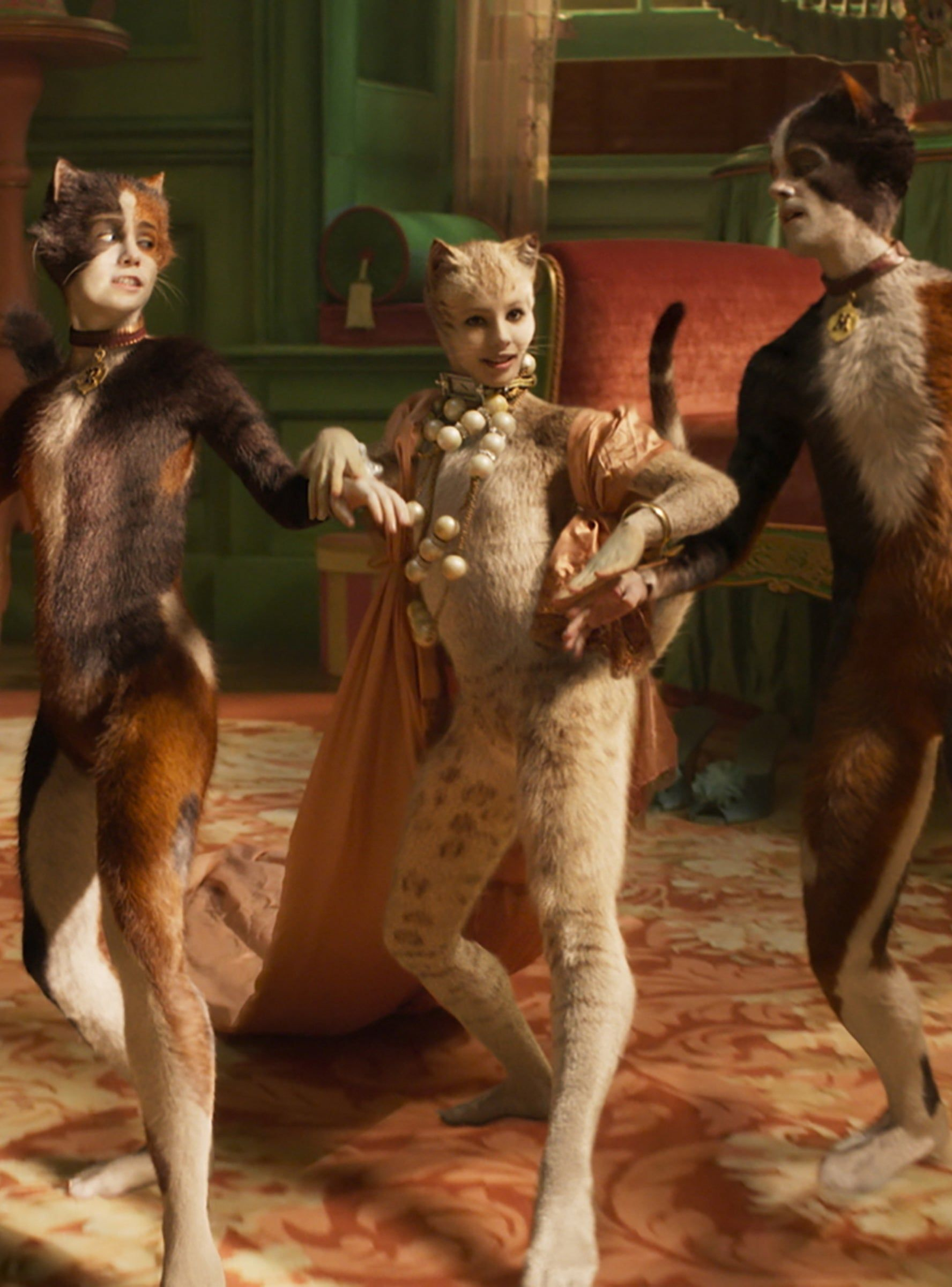 Watch The Human Cast Of Cats (& Jimmy Fallon) Perform