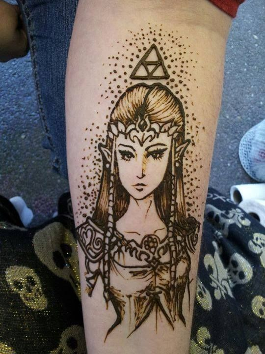 Geek Tattoos and Designs| Page 17 |Geek Girl Tattoo Designs