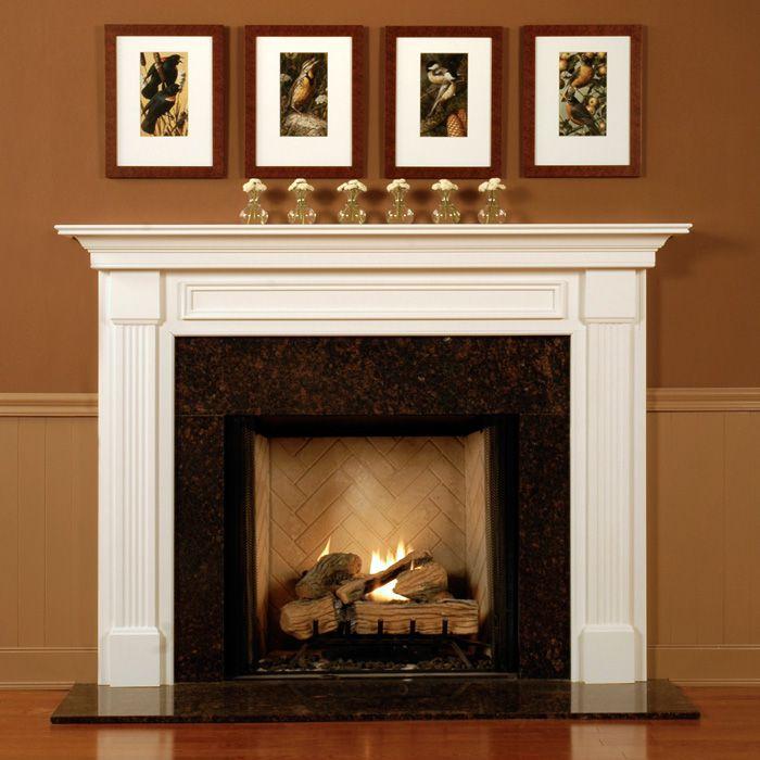 Leesburg Wood Fireplace Mantel Custom Fireplace Mantel Surrounds Wood Fireplace Wood
