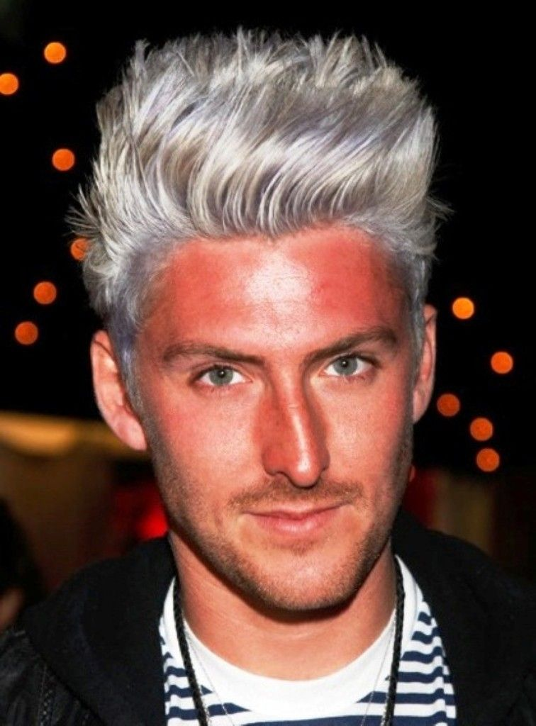 2017 Men\'s Hair Color Trends | Hair coloring