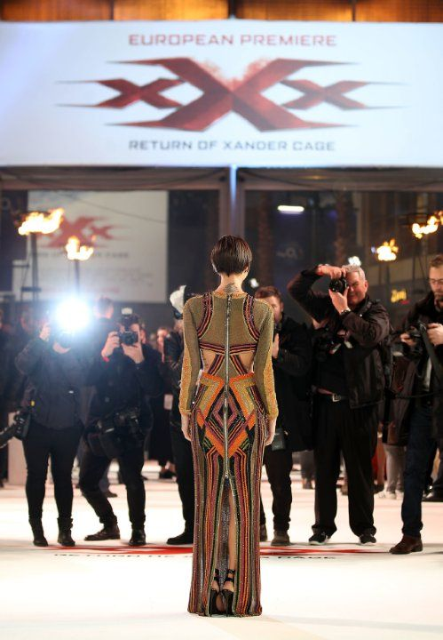 Ruby Rose at an event for xXx: Return of Xander Cage (2017)