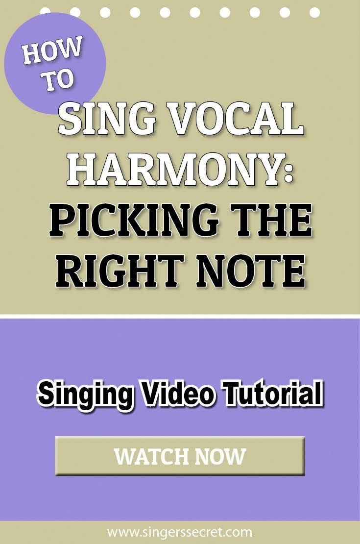 How to sing for better tone singing lessons vocal