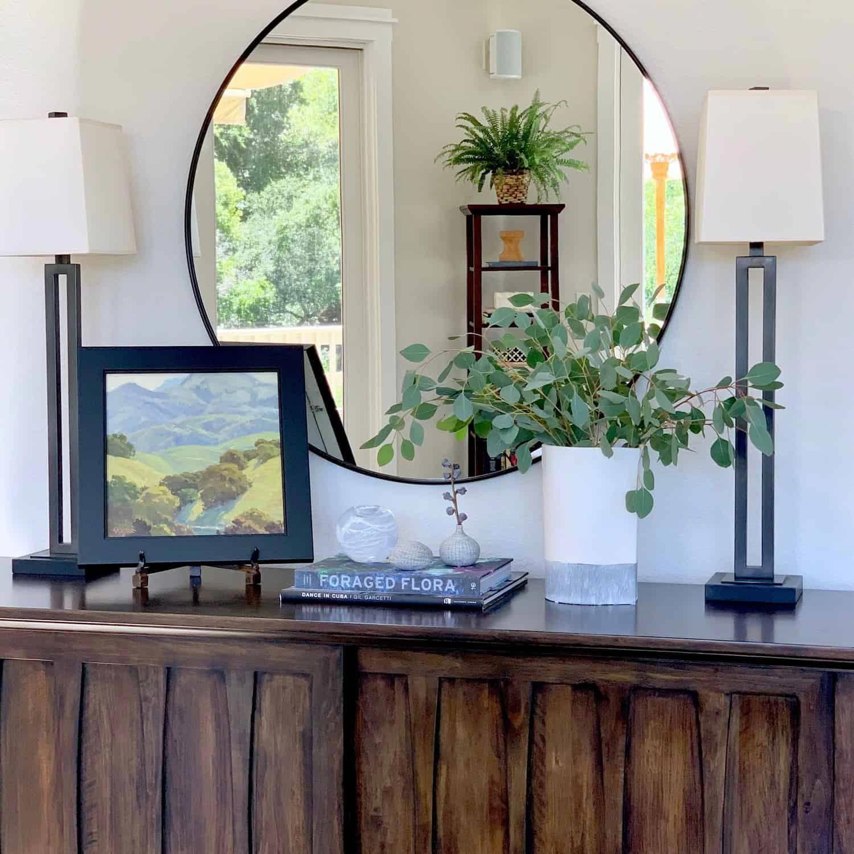 Farmhouse Dining Roomcurtains Bobbydaleearnhardt.com