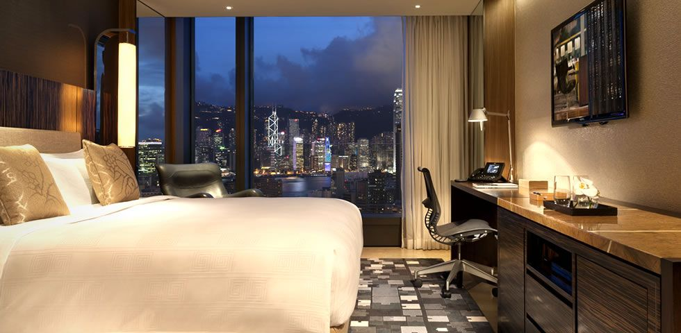 ICON 36 City & Harbor Room Suite room hotel, Hotel, Hong