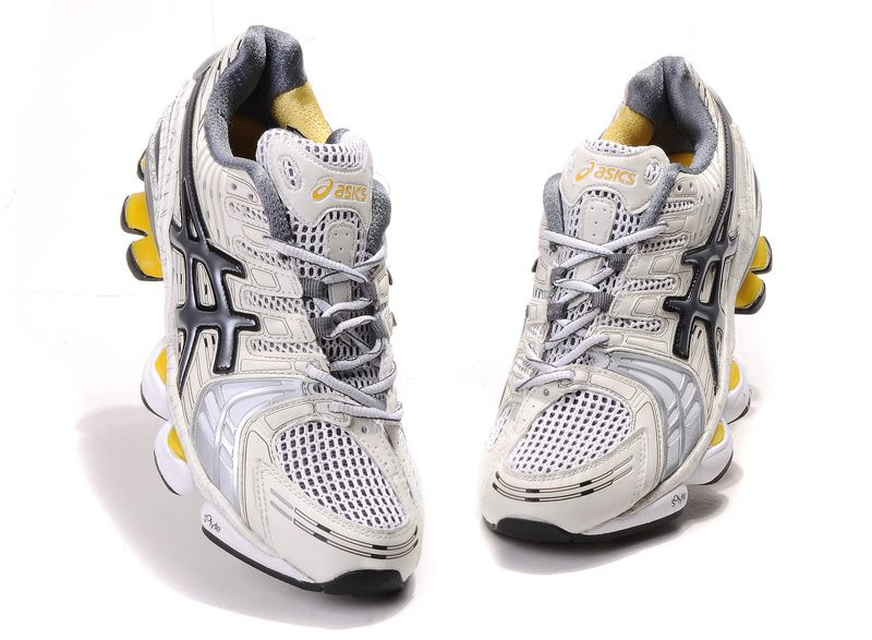 d0942a98c64b I just like this Asics Gel Kinsei 2 Grey Silver White