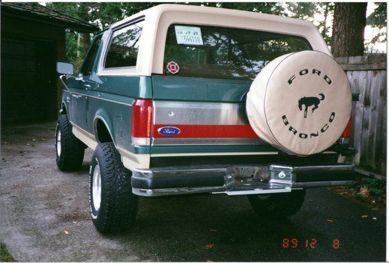 Tuffy Console Bronco 1989 Google Search Ford 4x4 Ford Bronco Bronco