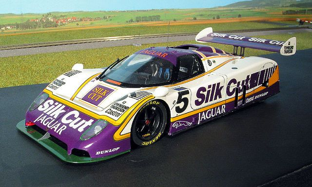 Jaguar XJR 8 | Lemans car, Jaguar, Indy cars