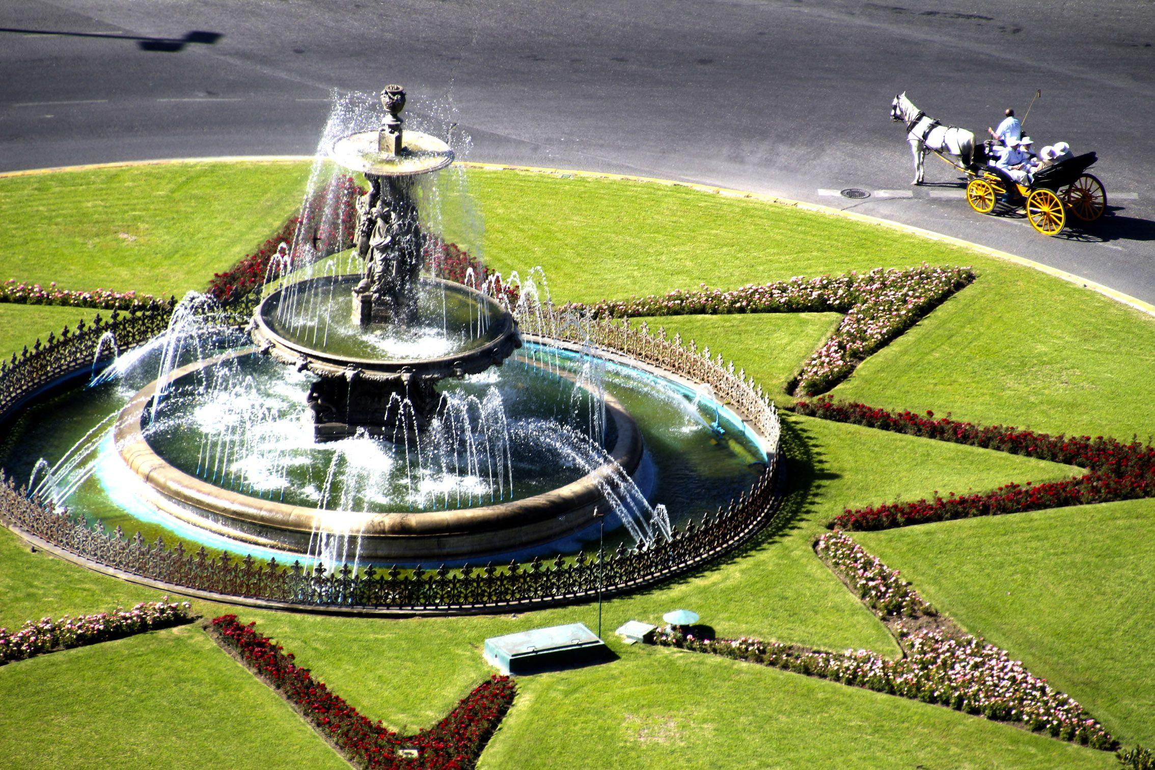 Jardins de Málaga.