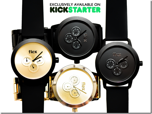 Enter To Win 4 New Flex Watches Ends 10/14 Flex