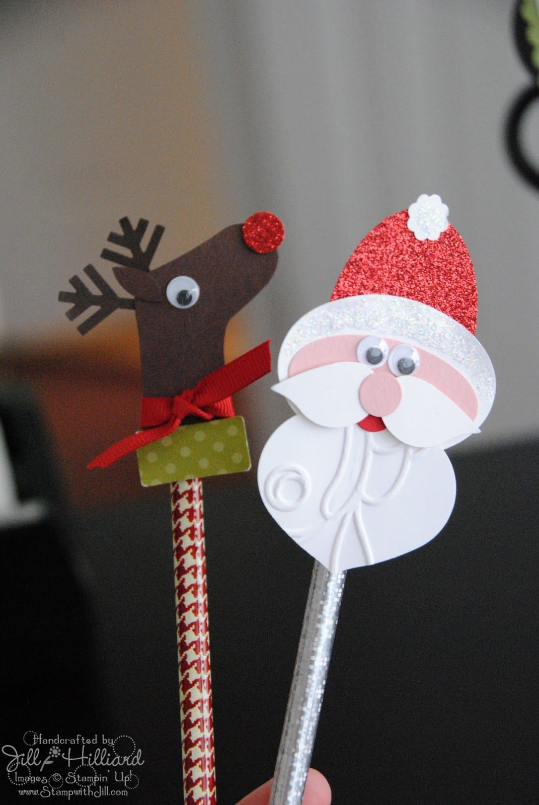 Cute pencil toppers 3d paper crafts pinterest pencil for Cute paper crafts