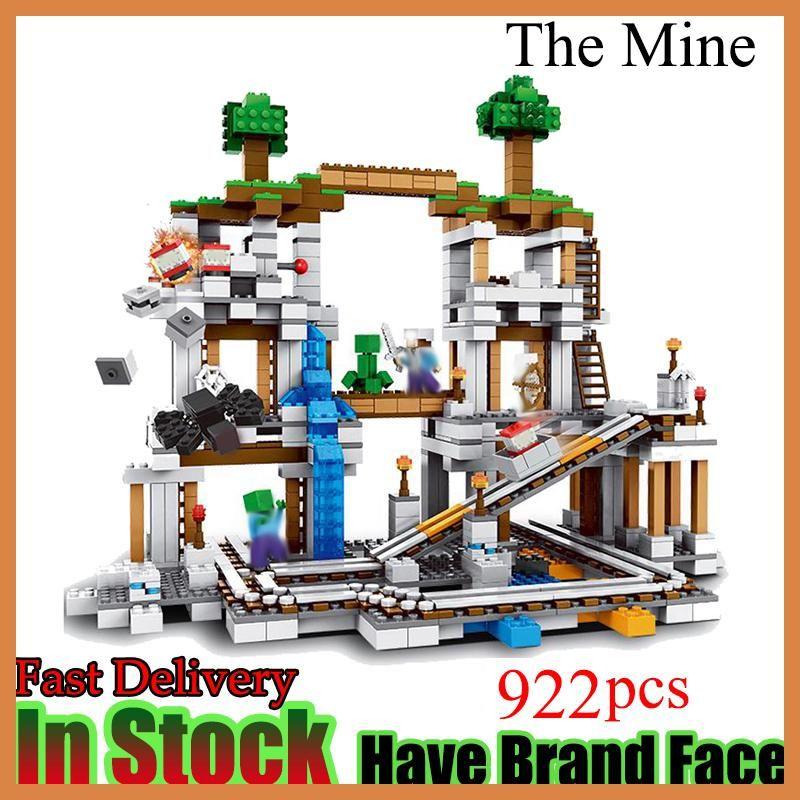 Minecraft Stucke Der Mine My World Figur Kinder Legoed Education - Minecraft maps fur kinder