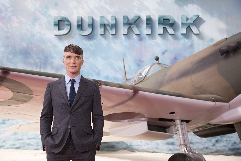 Cillian Murphy at an event for Dunkirk (2017) | Dunkirk ...