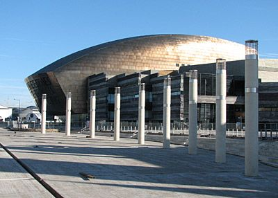 Cardiff, Wales! I cant believe i just now thought of that.