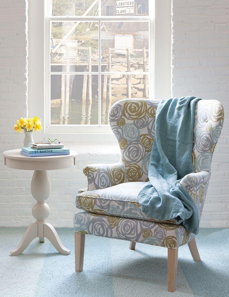 Sillones para dormitorios - ideas coloridas para cada estilo ...