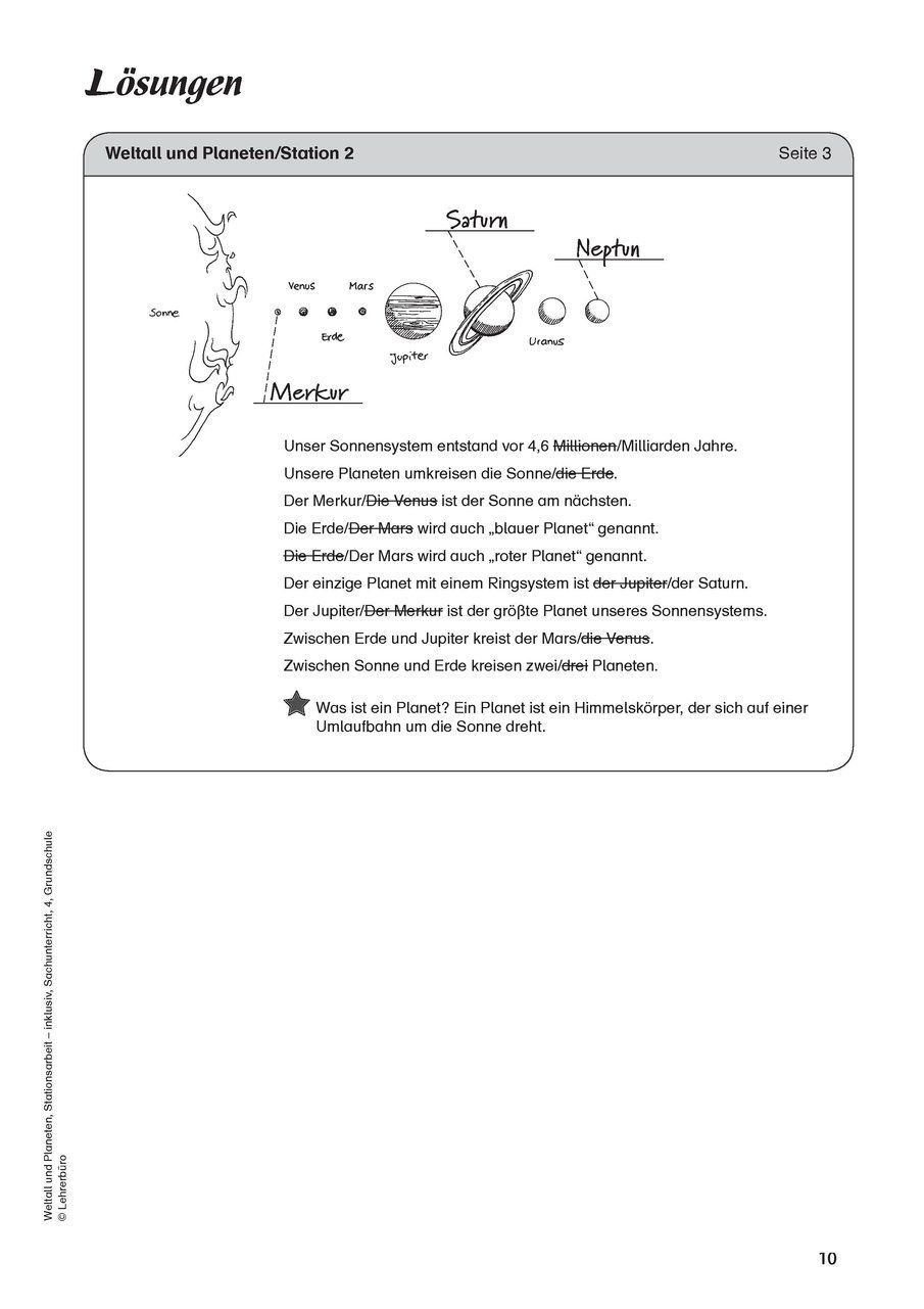weltall Arbeitsblätter · Lehrerbüro | feuer | Pinterest | Lehrerbüro ...