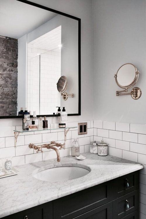 Pin by 𝔽 𝕒 𝕓 ☽ on ʜ ᴏ ᴍ ᴇ ❁ in 2018 Pinterest Bathroom