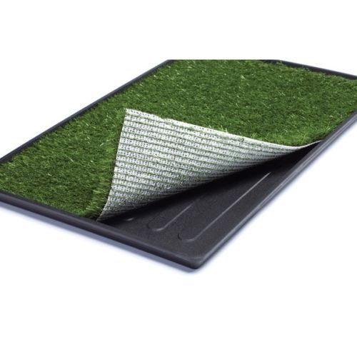 Dog Wee Training Mat Pet Potty Patio Toilet
