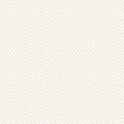 Beacon House Metropolitan Geometric Diamond Wallpaper Beige   2535 20660