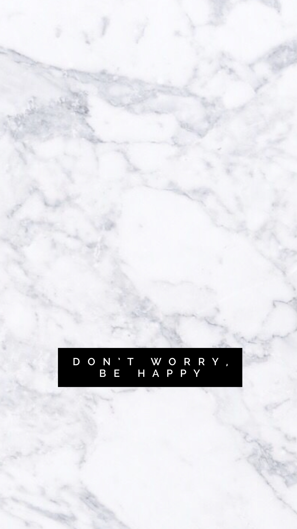 Wallpaper, wall, background, marble, white, minimal, quote