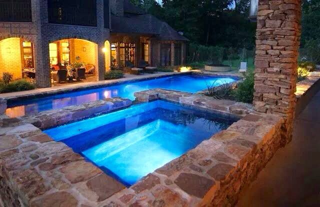 Pool Pools Swimming Nicest Photos Pictures Elegant Tyler East Texas Builder Builders Contractor Custom Built Construction Quality Premium Best