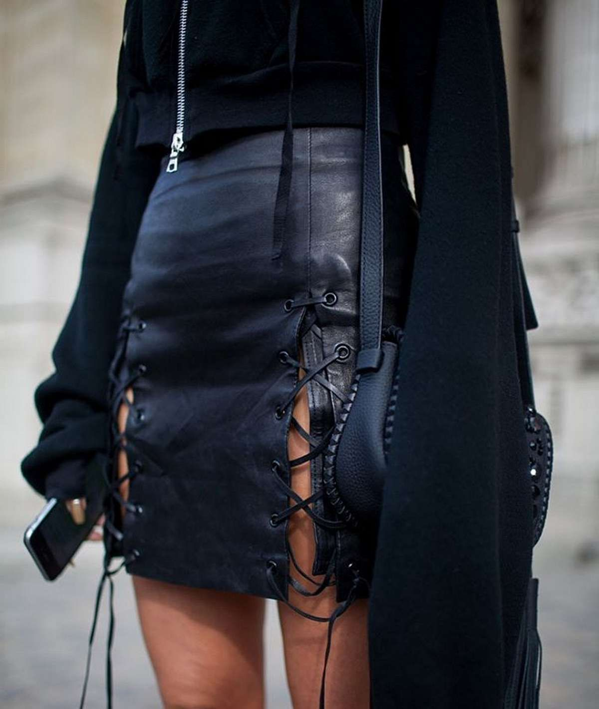 100 Badass Leather Clothes For Women | Clothes women Badass and Clothes