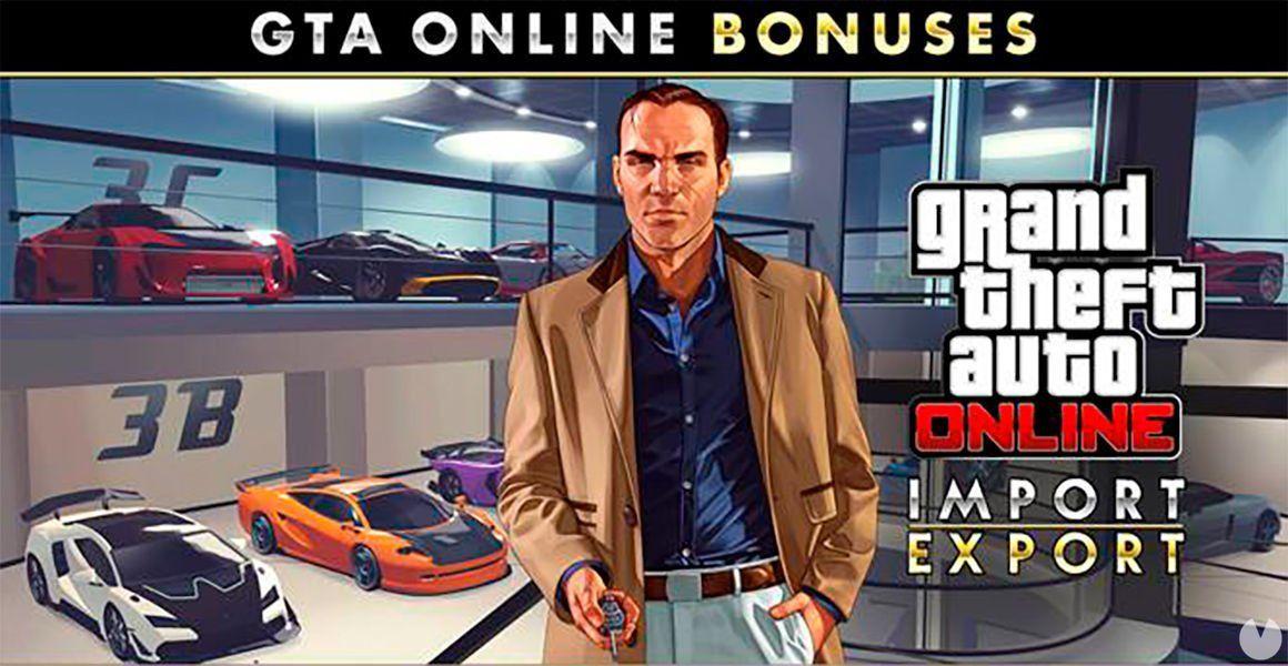 Gta Online Bonificaciones Con Vehiculos Especiales Y Mas Gta Online Gta Grand Theft Auto