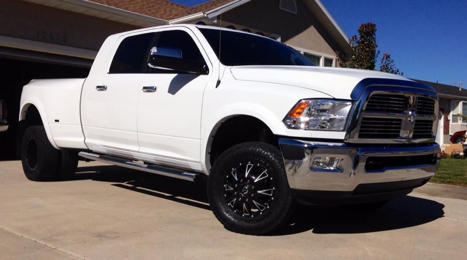 4th gen Dually! Lets see those DRW pics  - Page 2 - Dodge