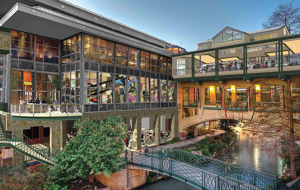 River Center Mall San Antonio Get Your Retail Therapy