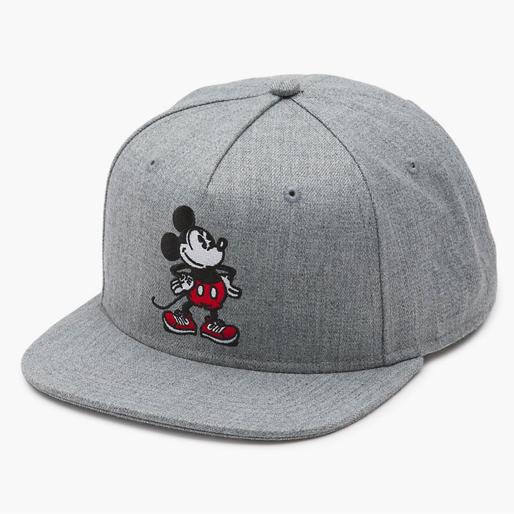 VANS Disney Mickey Mouse Mens Snapback Hat  24e9205d536