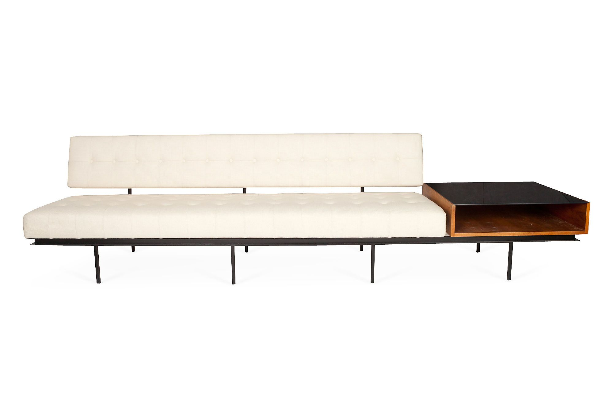 Obsessed one kings lane lawrence converso florence knoll sofa w one kings lane lawrence converso florence knoll sofa wend table watchthetrailerfo