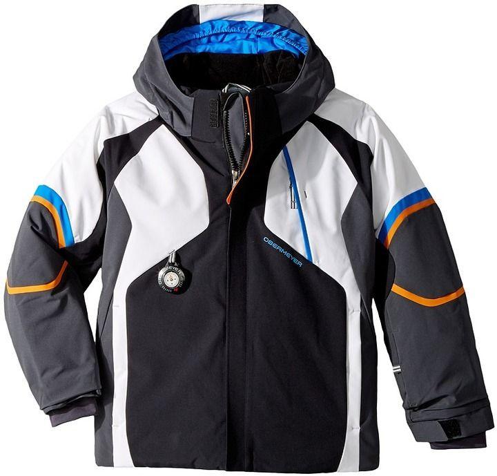 a88273cdc48b Obermeyer Patrol Jacket Boy s Coat
