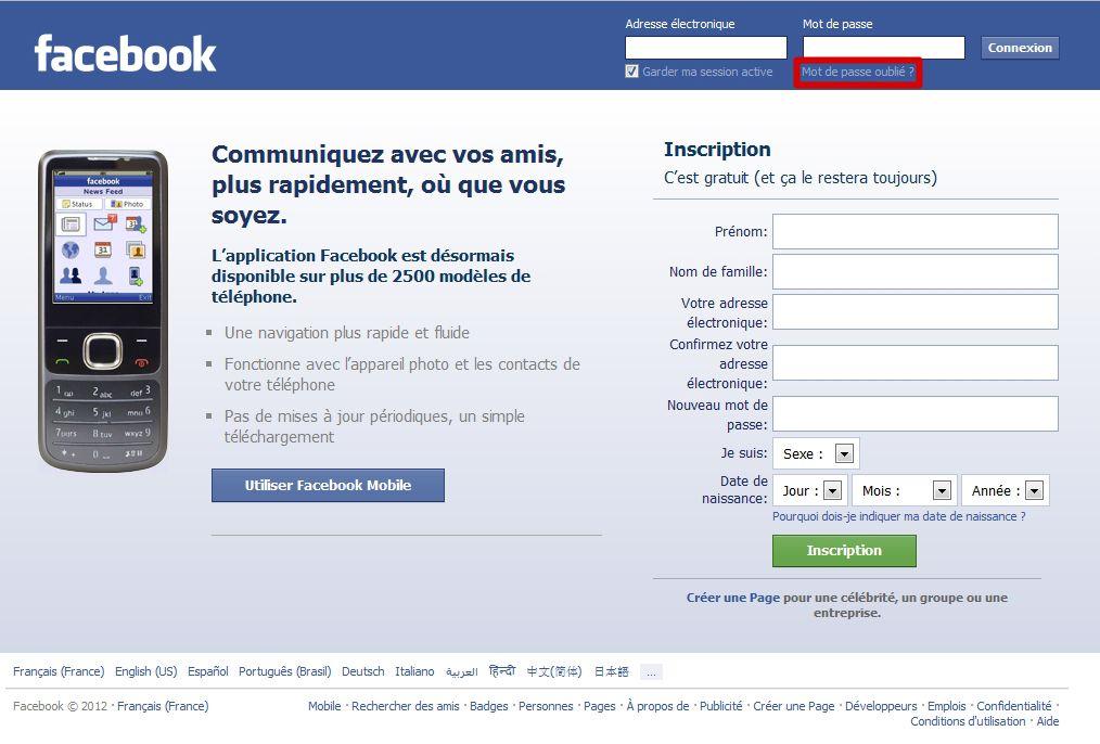 Comment un pirate peut hacker votre compte Facebook et comment vous en protéger